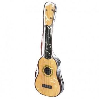 Детская Гитара 2508D в чехле 57 см (Бежевый)
