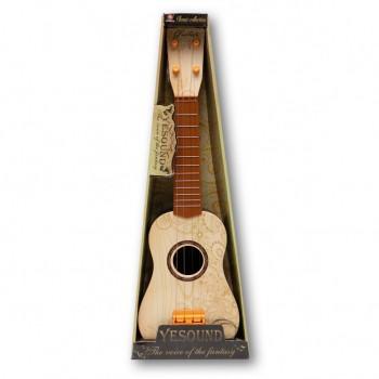 Гитара игрушечная 898-17-18, 4 струны (898-17-2)