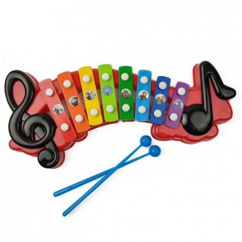 Детский ксилофон  N3390-3 Холодное сердце