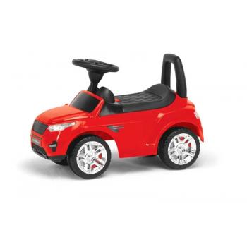 Детская машина-толокар RR 2-005-R со спинкой