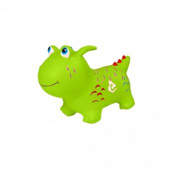 Детский прыгун Динозавр BT-RJ-0069 резиновый (Green)