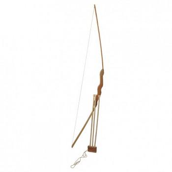 Игрушечный лук 171870y 1м с чехлом для стрел