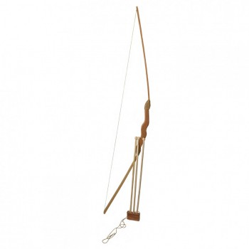 Игрушечный лук 171873y 75см с чехлом для стрел