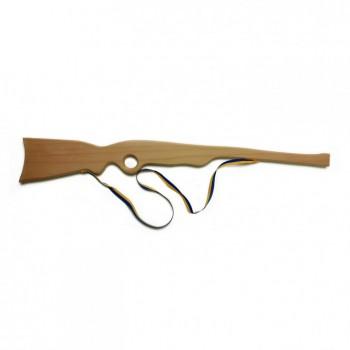 Игрушечное ружье 171861y деревянное, бук 50см