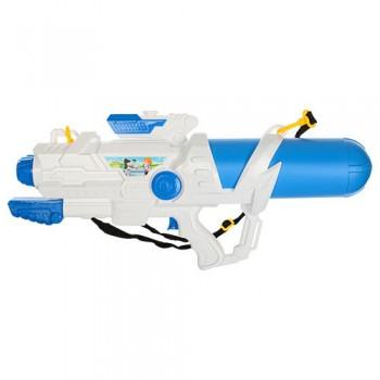 Водяной автомат M 5411 с помпой 65 см (Бело-Синий)