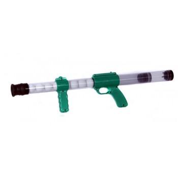 Детский автомат для пинг-понга 0616 вакуумный (Зелёный)