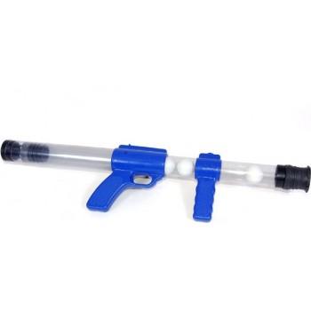 Детский автомат для пинг-понга 0616 вакуумный (Синий)