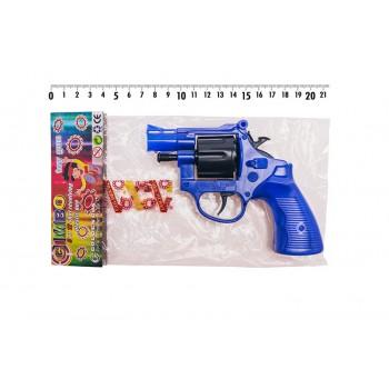 Игрушечный револьвер  116 с пистонами