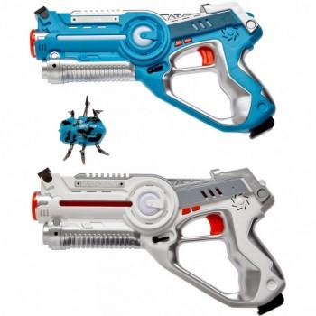Набор лазерного оружия Canhui Toys Laser Guns CSTAR-03 (2 пистолета + жук) BB8803G