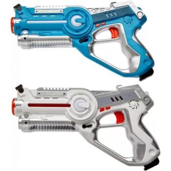 Набор лазерного оружия Canhui Toys Laser Guns CSTAR-03 (2 пистолета) BB8803A