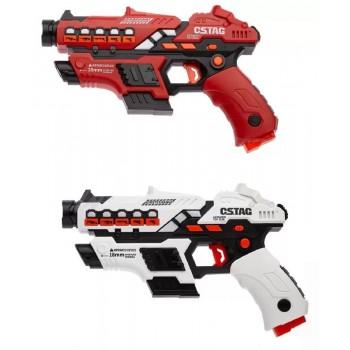 Набор лазерного оружия Canhui Toys Laser Guns CSTAG (2 пистолета) BB8913A
