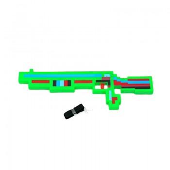 Детский дробовик 809A (Зеленый)