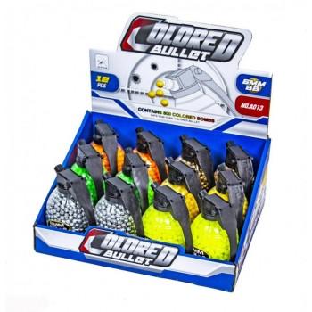 Пулькидля игрушечного оружия A013, 800 шт.