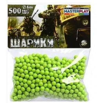 Пульки для детского оружия 1-153,  500 шт