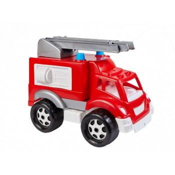 Детская пожарная машина 1738TXK с раздвижной лестницей