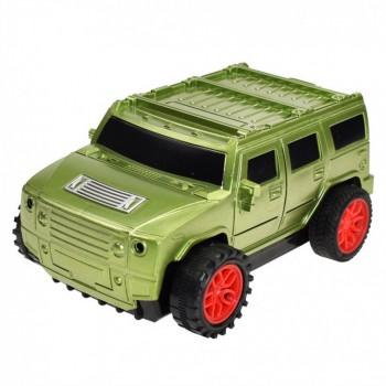 Детская машина CX002 ездит по нарисованой линии  (Зеленый)