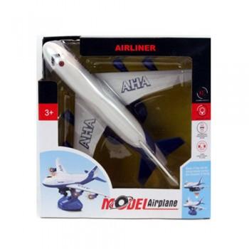 Детский игровой самолет 987-3 на подставке