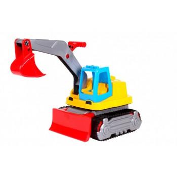 Игрушечный Трактор 6276TXK с подвижными деталями (Разноцветный)