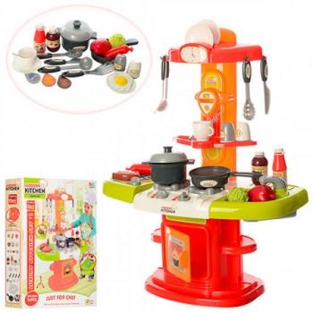 Детский игровой набор Кухня 16808 с посудой