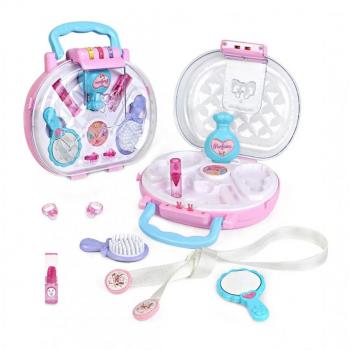 Детская игрушечная косметичка 3610K с аксессуарами