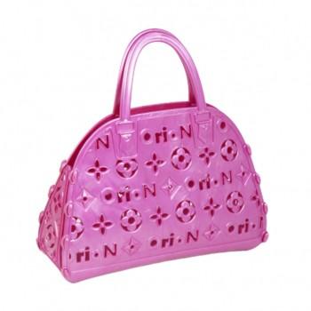 Детская игрушечная сумочка 154OR переноска (Розовый)