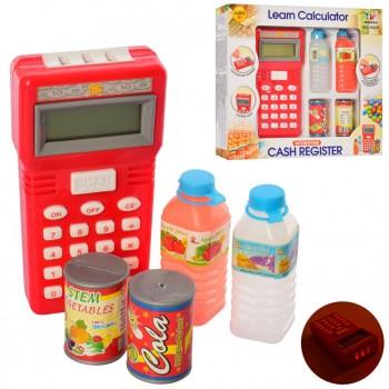 Игровой кассовый аппарат 1609P с продуктами
