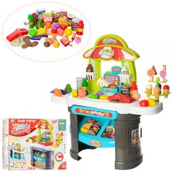 Детский игровой набор магазин 008-911 с продуктами