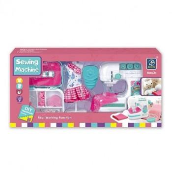 Детская швейная машинка 7927 на батарейках