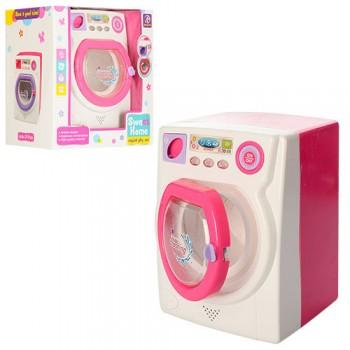Детская игровая стиральная машинка 677 на батарейках