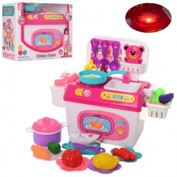 Детский игровой набор Кухня 963 в чемодане