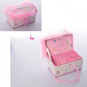 Шкатулка для девочки FH-088 форма коробки