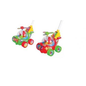 Детская каталка вертолет 0867, 2 цвета