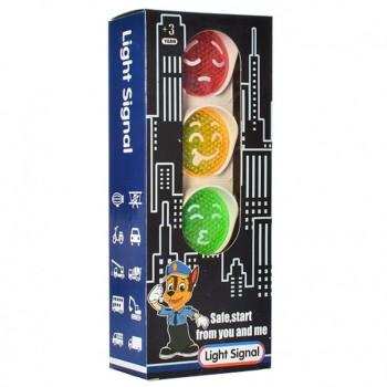 Детская игрушка Светофор KT360-012 на англ. языке (Белый)