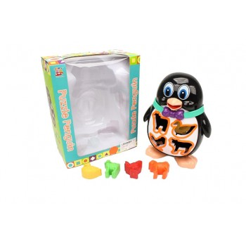 Детская игрушка логика-сортер 8323-1 с фигурками вкладышами