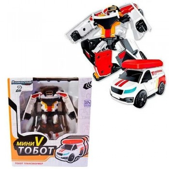 Детский тобот-Трансформер 888-1T робот+транспорт                                                                              (888-7)