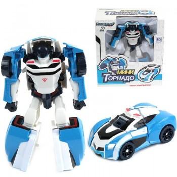 Детский тобот-Трансформер 888-1T робот+транспорт                                                                              (888-4)