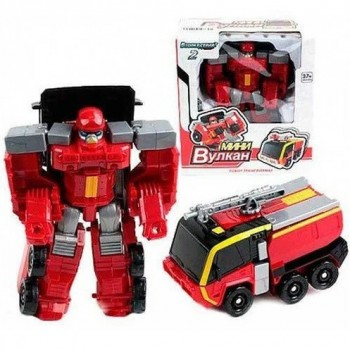 Детский тобот-Трансформер 888-1T робот+транспорт                                                                              (888-3)