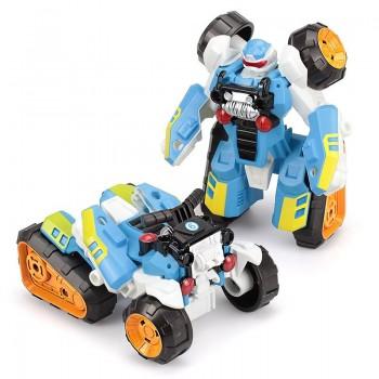 Детский трансформер 675I робот+квадроцикл