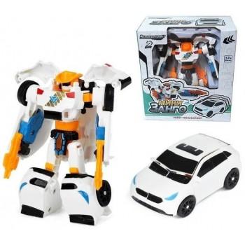 Детский тобот-Трансформер 888-1T робот+транспорт                                                                              (888-9T)