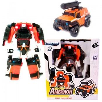 Детский тобот-Трансформер 888-1T робот+транспорт                                                                              (888-10)