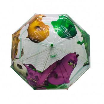 Зонт детский UM530 трость (Дракончик)