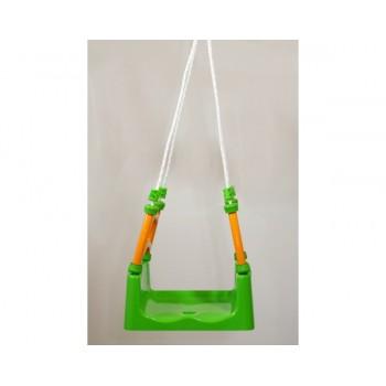 Детские пластиковые качели 0152/1 подвесные