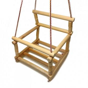 Детские деревянные качели 171887