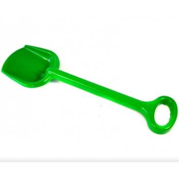 Игрушечная лопата для песочницы №1 013955 большая  (Зелёная)