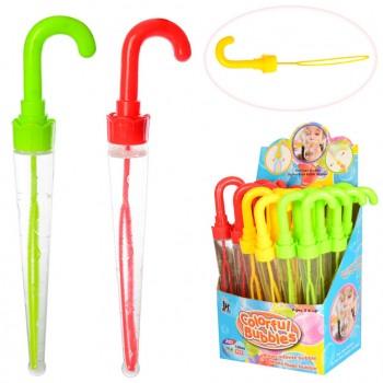 Детские мыльные пузыри 811-24 в виде зонтика