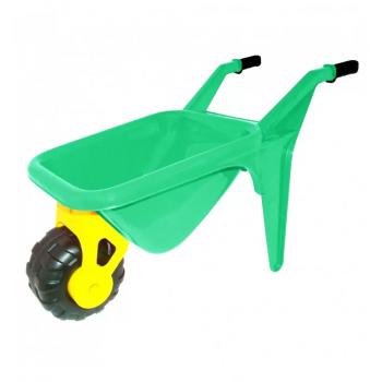 Детская игровая тачка для дачи 686OR большая (Салатовый)