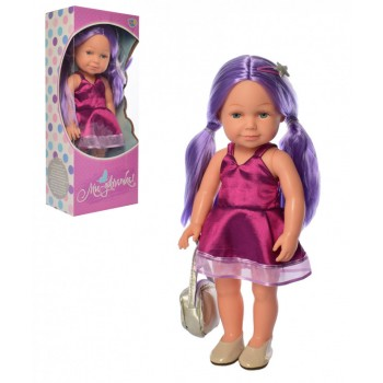 Интерактивная кукла M 5407 на укр. языке