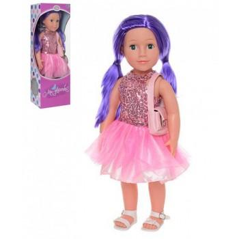 Интерактивная кукла Нина M 3920 высота 48см