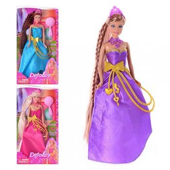 Кукла типа Барби DEFA 8195 с аксессуарами