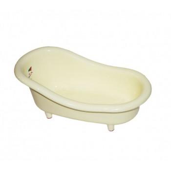 Ванночка для пупсов 532OR, 3 цвета (Белый)